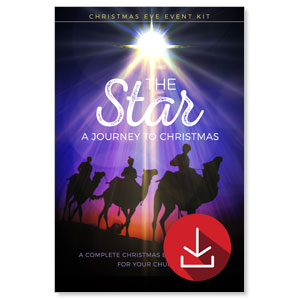The Star A Journey to Christmas Eve Campaign Kits