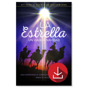 The Star A Journey to Christmas Eve Spanish Campaign Kits
