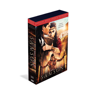 Samson Movie Campaign Kits