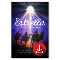 The Star A Journey to Christmas Spanish