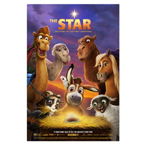 The Star Movie Advent Series for Kids Campaign Kits