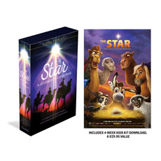 The Star Advent Combo with Kids Series Church Kit Campaign Kit