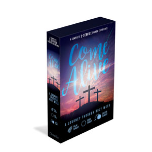 Come Alive Church Kit Campaign Kits