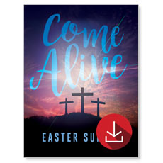 Come Alive Easter Sunday Event Campaign Kit