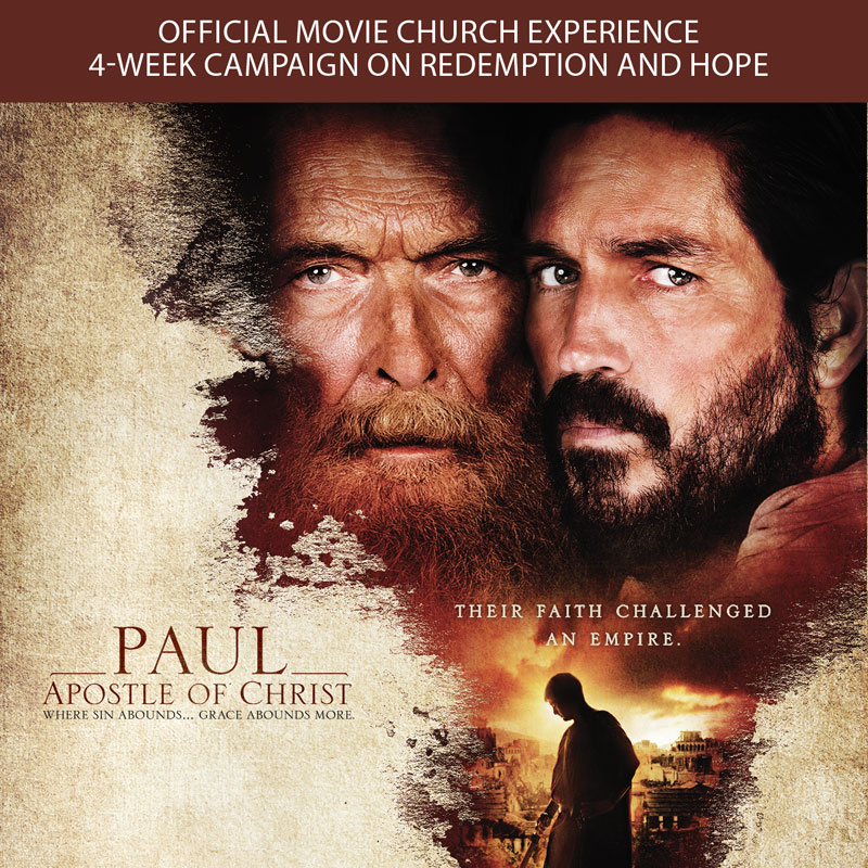 Campaign Kits, Films, Paul, Apostle of Christ