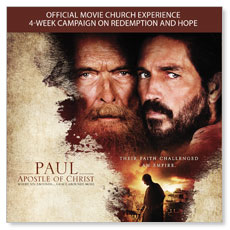Paul, Apostle of Christ Campaign Kit