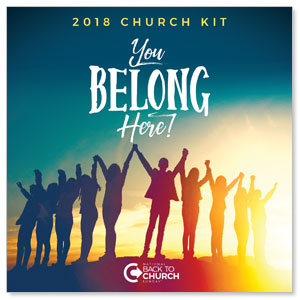 BTCS You Belong Here Digital Kit Campaign Kits