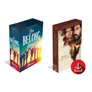 BTCS You Belong Here & Paul Apostle Combo Campaign Kits