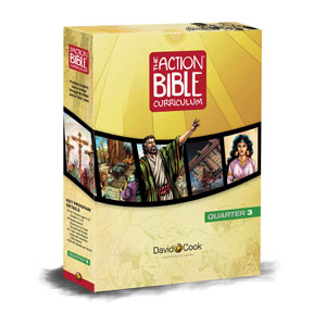 The Action Bible Quarter 3 Campaign Kits