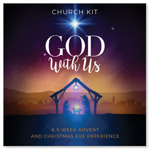 God With Us Advent Digital Church Kit Campaign Kits