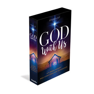 God With Us Advent Church Kit Campaign Kits
