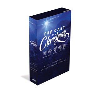 The Cast of Christmas Campaign Kits
