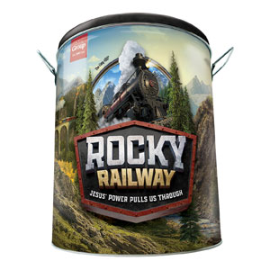 Rocky Railway Ultimate Starter Kit Campaign Kits