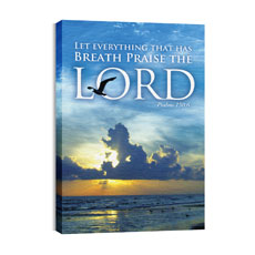 Breath Praise Lord Wall Art