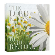 The Lord Reigns Wall Art