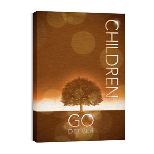 Deeper Roots Children Wall Art