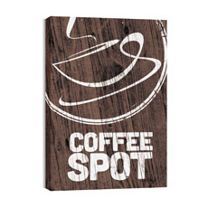Coffee Spot Wall Art