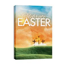 Easter Landscape Wall Art
