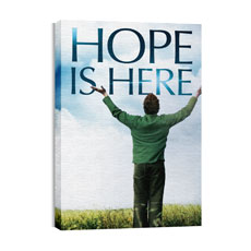 Hope Is Here Wall Art