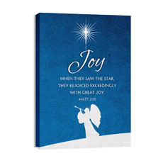 Advent Joy Wall Art