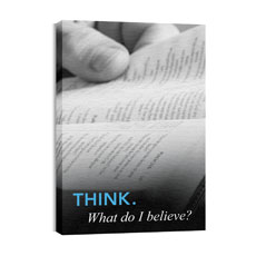 Believe: Think
