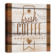 Barn Wood Coffee