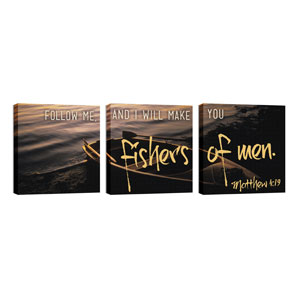 Fishers of Men 36 x 36 Canvas Prints