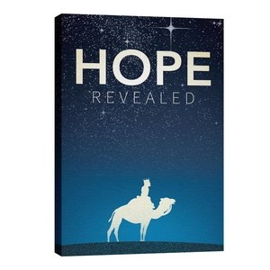 Hope Revealed Camel 24in x 36in Canvas Prints