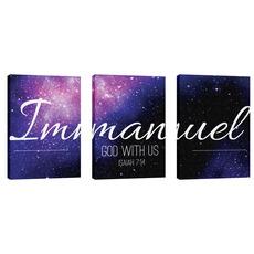 Immanuel Isaiah 7:14 Wall Art