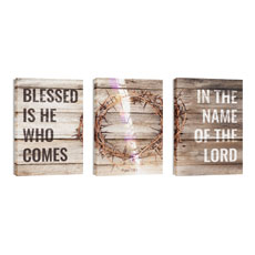 Blessed Is He Wall Art