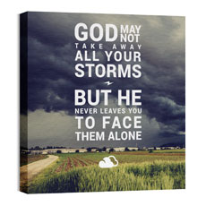 Storms Wall Art