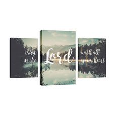 Trust In The Lord Wall Art