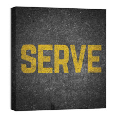 Mod Serve Wall Art