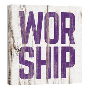 Mod Worship 1 24 x 24 Canvas Prints
