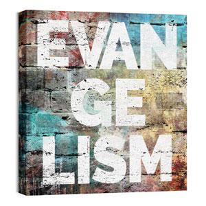 Mod Evangelism 24 x 24 Canvas Prints