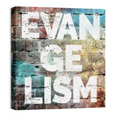 Mod Evangelism Wall Art
