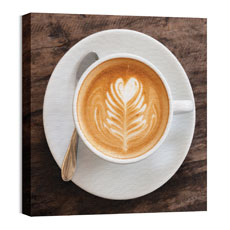 Mod Coffee 2 Wall Art
