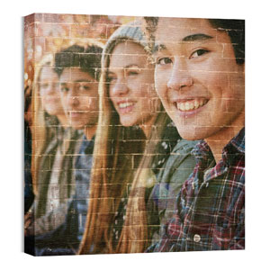 Mod Teens 24 x 24 Canvas Prints