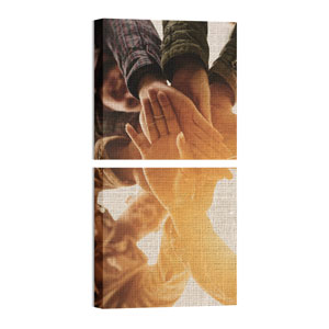 Mod Hands Pair Wall Art