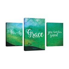 Grace Green Wall Art