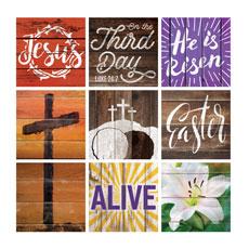 Mod Easter Set Wall Art