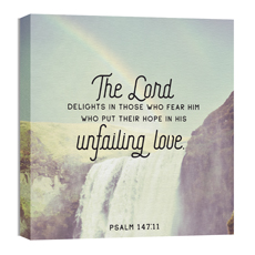 Waterfall Unfailing Love