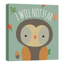 Woodland Friends Owl