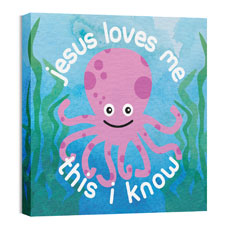 Ocean Buddies Octopus