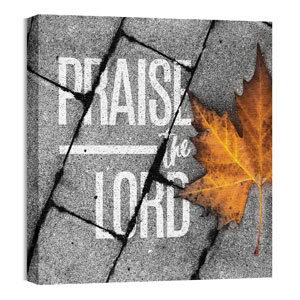 Mod Praise The Lord 24 x 24 Canvas Prints
