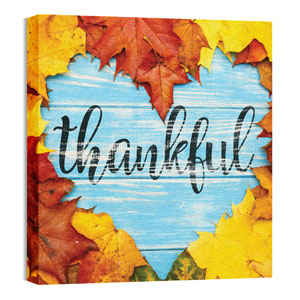 Mod Thankful Wall Art