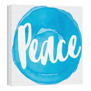 Mod Peace 2 24 x 24 Canvas Prints