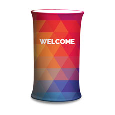 Geometric Bold Welcome