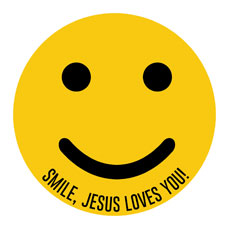 Smile Jesus Loves You