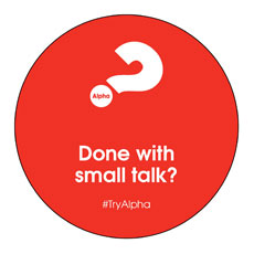 Alpha Small Talk Red